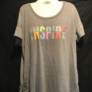 Inspire Workout Shirt